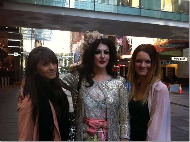 Meeting Alannah Hill