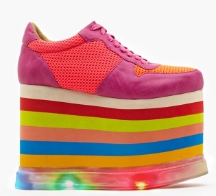 Highlite up your morning with Jeffrey Campbell